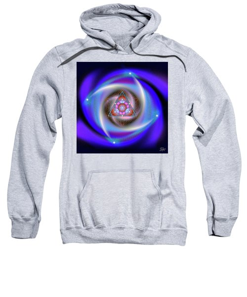 Sacred Geometry 687 Sweatshirt