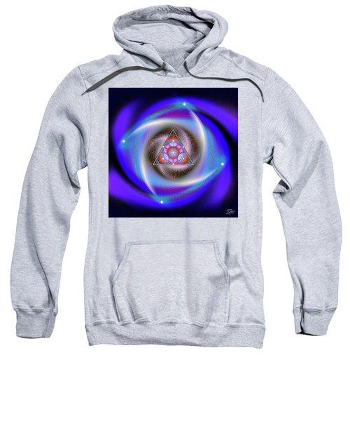 Sacred Geometry 687 Sweatshirt