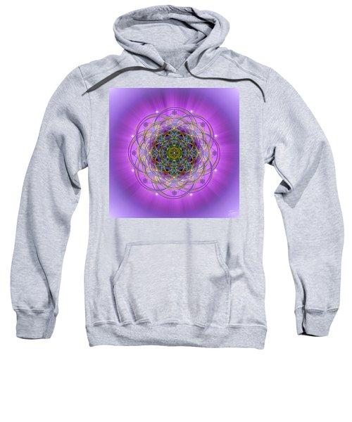 Sacred Geometry 715 Sweatshirt