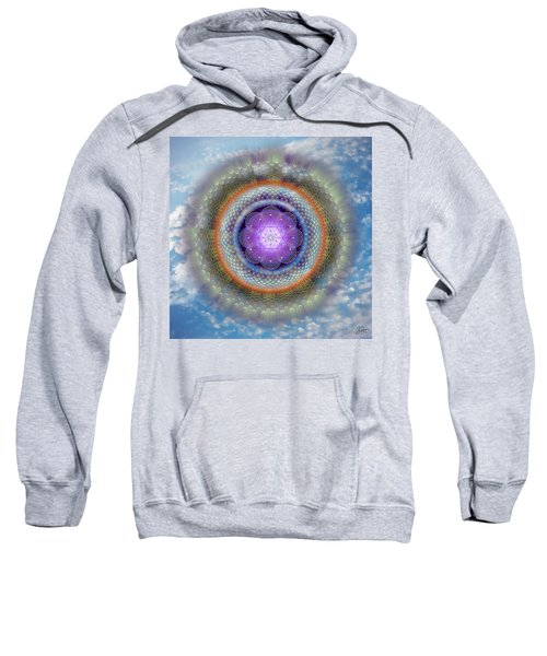 Sacred Geometry 716 Sweatshirt