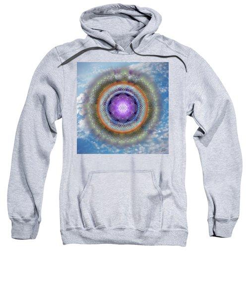 Sacred Geometry 716 Sweatshirt