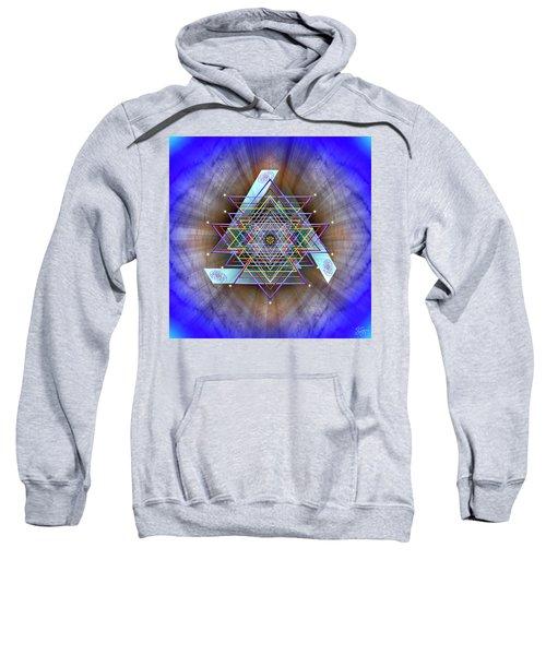 Sacred Geometry 717 Sweatshirt