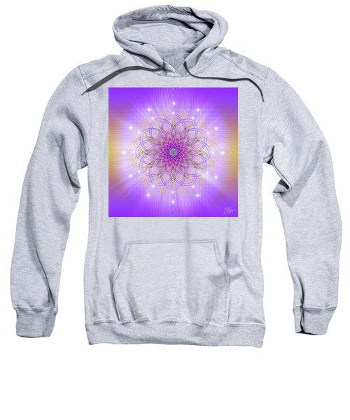 Sacred Geometry 721 Sweatshirt