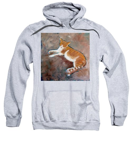 Saddle Tramp- Ranch Kitty Sweatshirt
