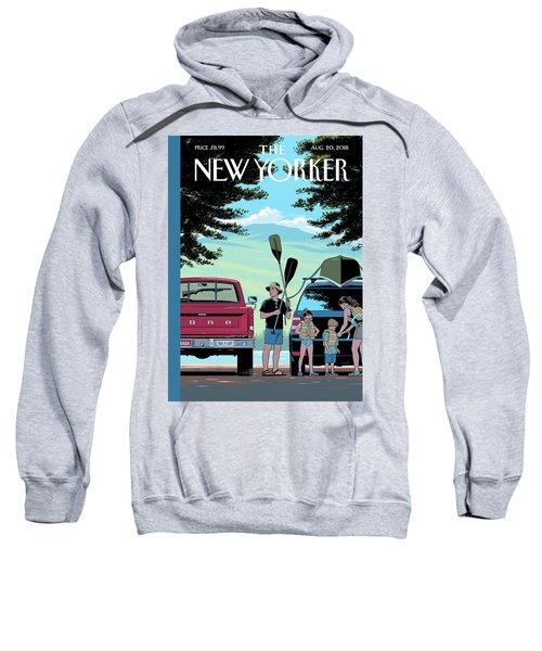 Safe Travels Sweatshirt