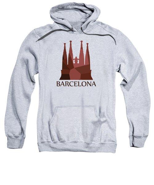 Sagrada Familia Sweatshirt