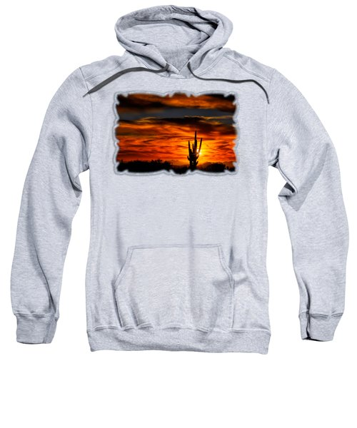 Saguaro Sunset H31 Sweatshirt