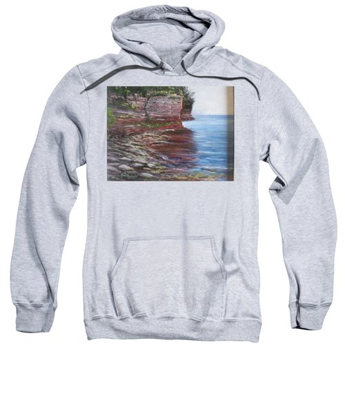 Sail Into The Light Sweatshirt
