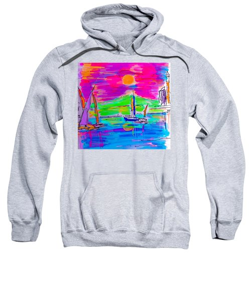 Sail Of The Century Sweatshirt