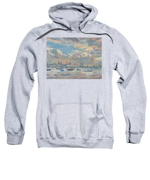 Sail Regatta On The Ij Sweatshirt