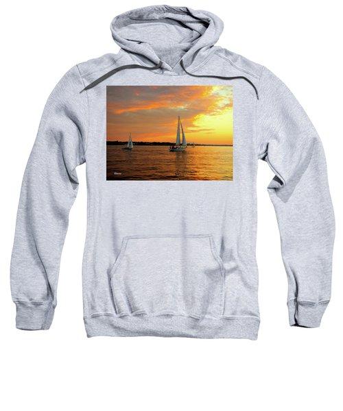 Sailboat Parade Sweatshirt
