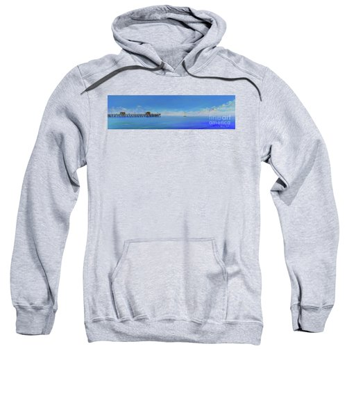 Sailing By San Clemente Sweatshirt