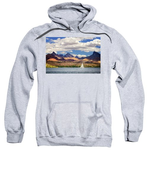 Sailing In Havasu Sweatshirt