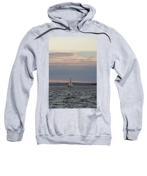 Sailing In The Puget Sound Sweatshirt