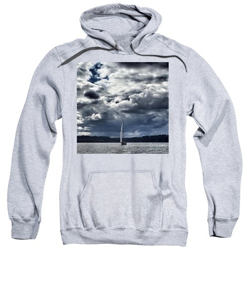 Sailing Puget Sound Sweatshirt