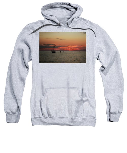Sailing Sunset Sweatshirt