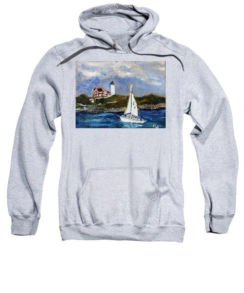 Sailing To Martha's Vineyard Sweatshirt