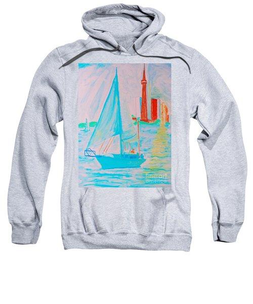 Sailing Toronto, Canada Sweatshirt