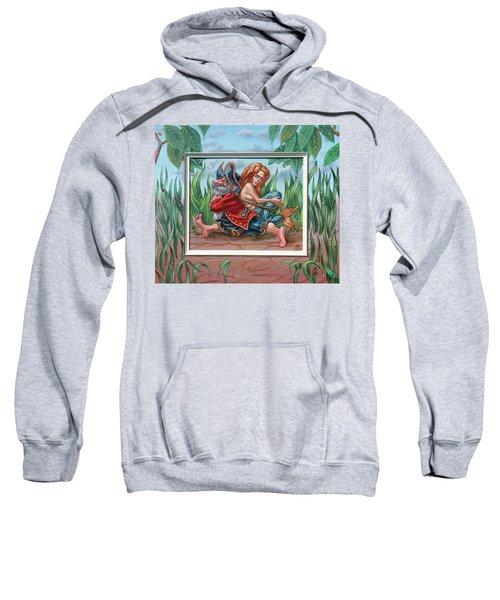 Sailor And Mermaid Sweatshirt