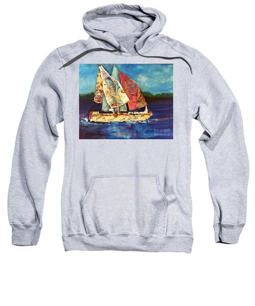 Sails Away Sweatshirt