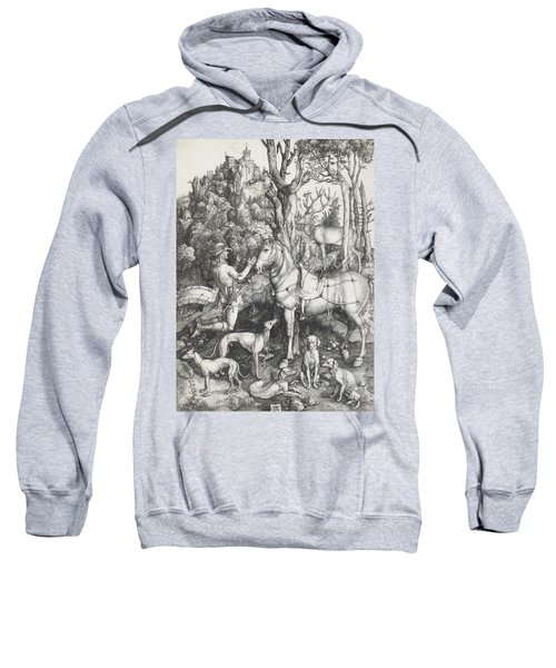 Saint Eustace Sweatshirt