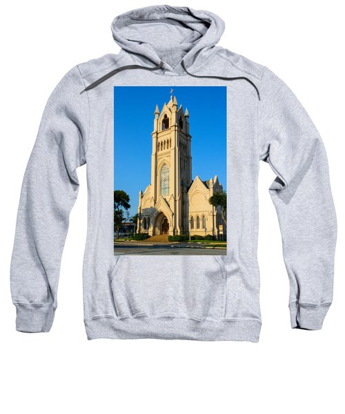 Saint Patrick Catholic Church Of Galveston Sweatshirt