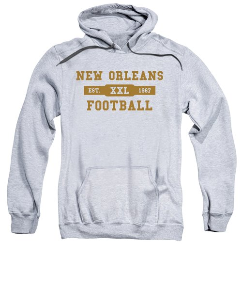 Saints Retro Shirt Sweatshirt
