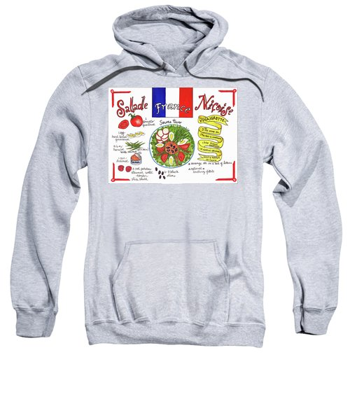 Salade Nicoise Sweatshirt