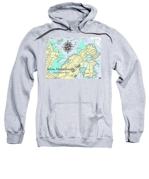 Salem Neck Sweatshirt