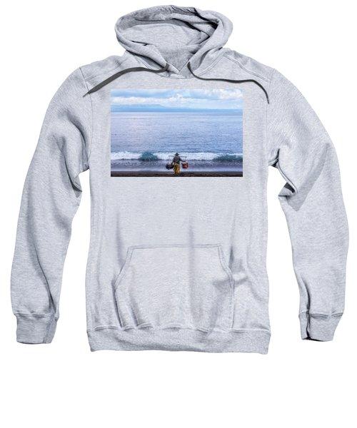 Salt Making - Bali Sweatshirt