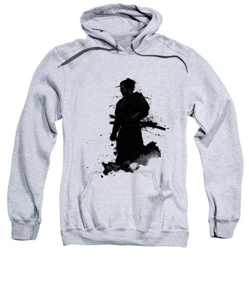 Samurai Sweatshirt by Nicklas Gustafsson
