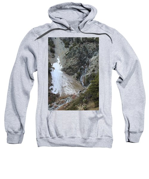San Antonio Waterfalls Sweatshirt