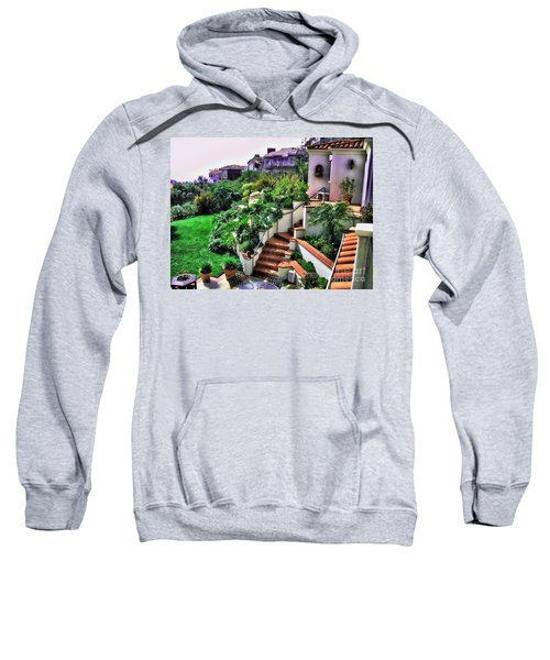 San Clemente Estate Backyard Sweatshirt