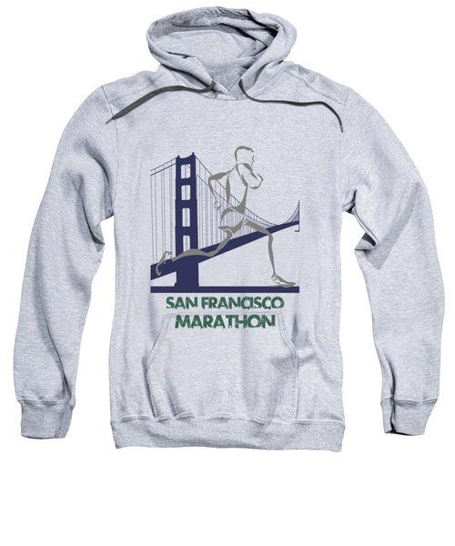 San Francisco Marathon2 Sweatshirt