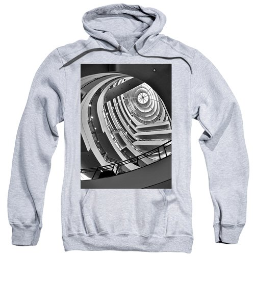 San Francisco - Nordstrom Department Store Architecture Sweatshirt