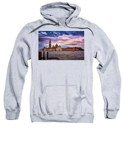 San Giorgio Di Maggiore Church Sweatshirt