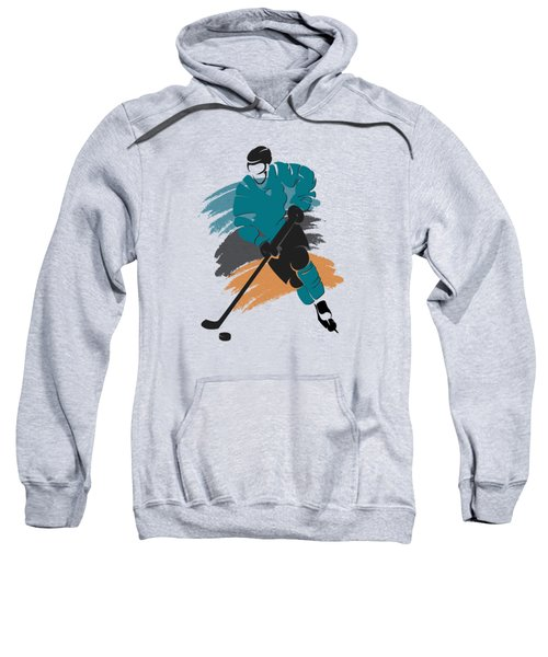 San Jose Sharks Player Shirt Sweatshirt