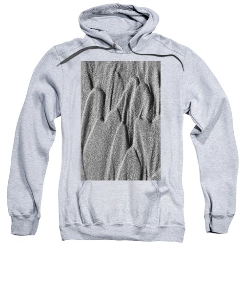 Sweatshirt featuring the photograph Sand Castle by Yulia Kazansky