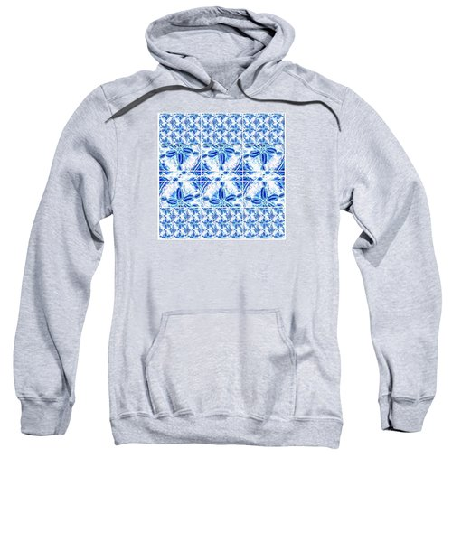 Sand Dollar Delight Pattern 6 Sweatshirt