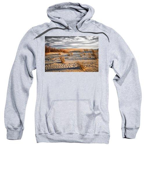 Sand Dune Wind Carvings Sweatshirt