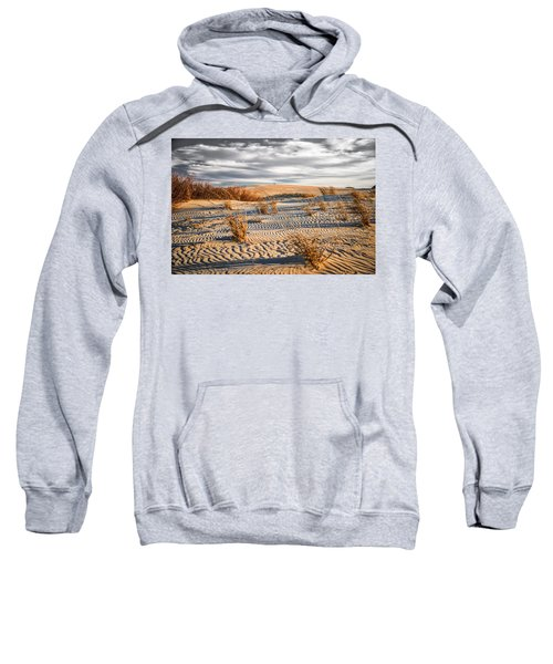 Sand Dune Wind Carvings Sweatshirt