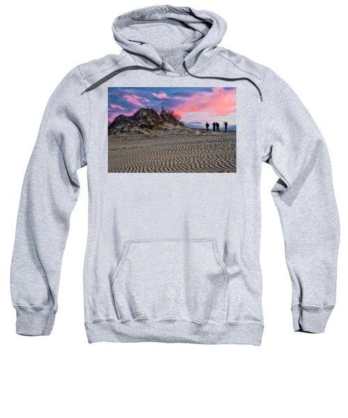 Sand Dunes Of Kitty Hawk Sweatshirt