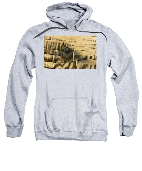 Sand Dunes Of The Outer Banks Sweatshirt