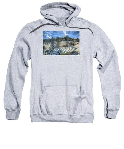 Sand Fence Sweatshirt