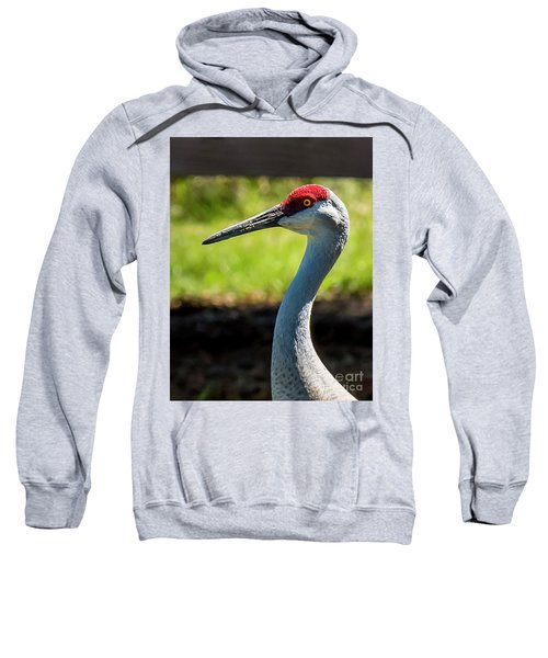 Sand Hill Crane Sweatshirt