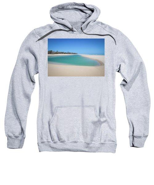 Sand Island Paradise Sweatshirt