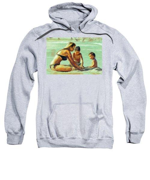 Sand Play Sweatshirt