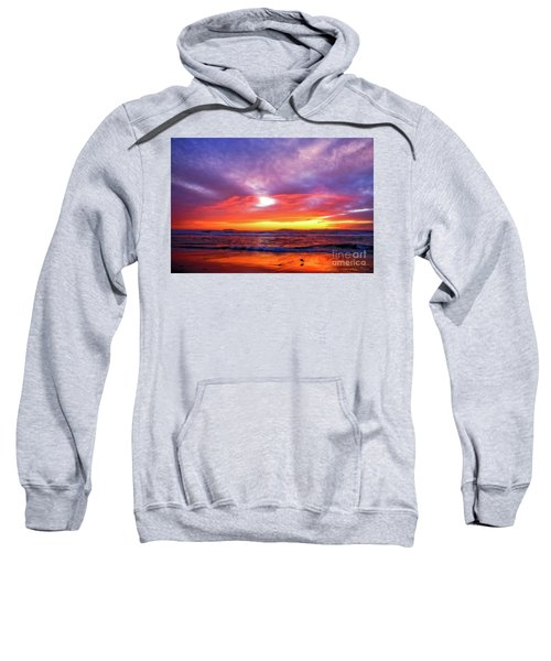 Sandpiper Sunset Ventura California Sweatshirt