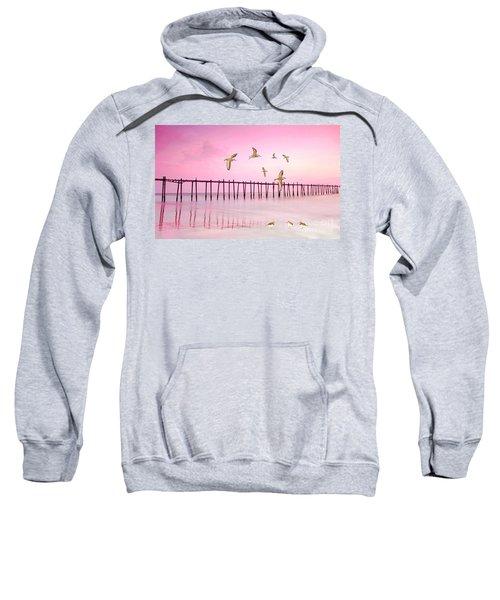 Sandpiper Sunset Sweatshirt