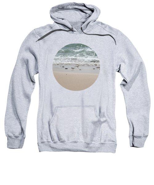 Sandpipers In Tideland Sweatshirt